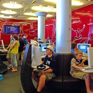 Интернет-кафе Скопина