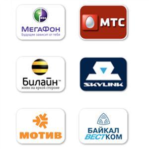Операторы сотовой связи Скопина