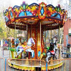 Парки культуры и отдыха Скопина