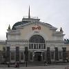 Железнодорожные вокзалы в Скопине