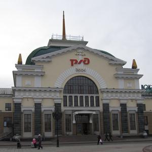 Железнодорожные вокзалы Скопина